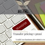 Transfer pricing v praxi - Zenron Blog